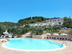 Anlage mit Pool Peschici (FG) 163S - AbcAlberghi.com