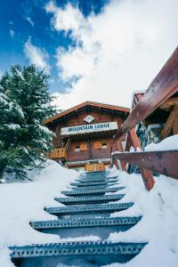 Ticket to Ride Mountain Lodge - Accommodation - Méribel