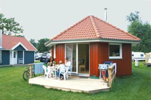 Regenbogen Ferienanlage - Ferienhaus TIPI - [#69253], Nyaralók  Boltenhagen - big - 5