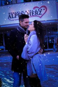 Alpen-Herz Romantik & Spa - Adults Only, Szállodák  Ladis - big - 54