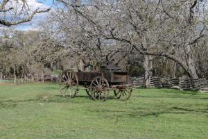 Wine Country Farmhouse, Apartmány  Fredericksburg - big - 17