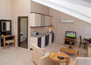 The Bosphorus House, Apartmánové hotely  Istanbul - big - 18