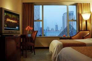 Ningbo Portman Plaza Hotel, Hotely  Ningbo - big - 4