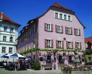Gasthof & Hotel Goldene Krone, Hotely  Iphofen - big - 1