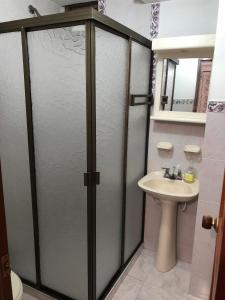 Apartamento Manizales, Apartmanok  Manizales - big - 19