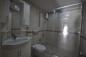 M.Tasdemir Apartment, Apartmanok  Alanya - big - 24