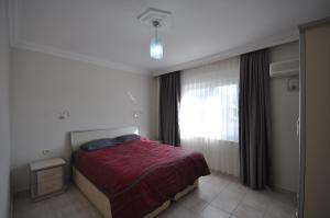 M.Tasdemir Apartment, Apartmanok  Alanya - big - 18