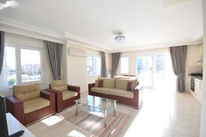 M.Tasdemir Apartment, Apartmanok  Alanya - big - 14