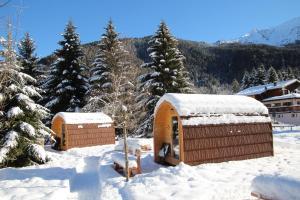 Presanella Mountain Lodge