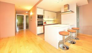Résidence RoyAlp - Appartement 22A, Apartmány  Villars-sur-Ollon - big - 3