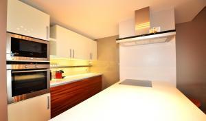 Résidence RoyAlp - Appartement 22A, Apartmány  Villars-sur-Ollon - big - 5