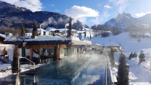 Abinea Dolomiti Romantic and SPA Hotel