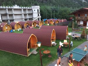 Innside Adventure Cabins and Camping