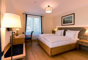 Hotel-Gaststätte zum Erdinger Weißbräu, Отели  Мюнхен - big - 23