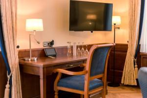 Hotel-Gaststätte zum Erdinger Weißbräu, Отели  Мюнхен - big - 12