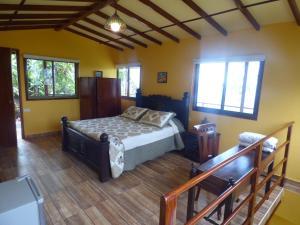Mirador Finca Morrogacho, Bed & Breakfasts  Manizales - big - 30