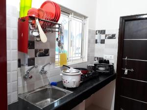 Prestige Service Apartment, Appartamenti  Hyderabad - big - 4