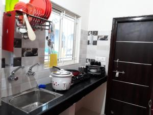 Prestige Service Apartment, Appartamenti  Hyderabad - big - 5