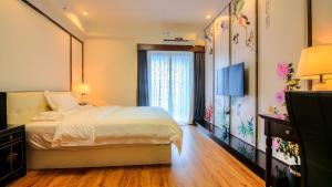 Guangzhou Bin Ke International Apartment Pazhou Branch, Apartmány  Kanton - big - 26