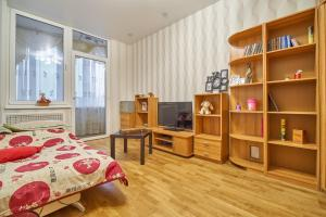 Royal Apartment on Petrozavodskaya, Апартаменты  Москва - big - 27