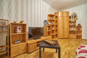 Royal Apartment on Petrozavodskaya, Апартаменты  Москва - big - 28