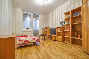 Royal Apartment on Petrozavodskaya, Апартаменты  Москва - big - 29