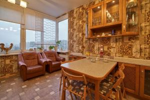 Royal Apartment on Petrozavodskaya, Апартаменты  Москва - big - 16