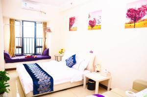 Guangzhou Bin Ke International Apartment Pazhou Branch, Apartmány  Kanton - big - 8