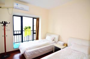 Guangzhou Bin Ke International Apartment Pazhou Branch, Apartmány  Kanton - big - 3