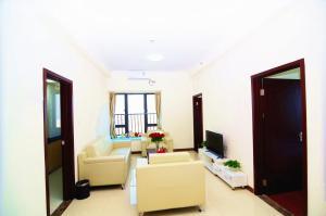 Guangzhou Bin Ke International Apartment Pazhou Branch, Apartmány  Kanton - big - 27