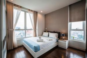 Christina's Hanoi - Lancaster City Living, Apartmány  Hanoj - big - 50