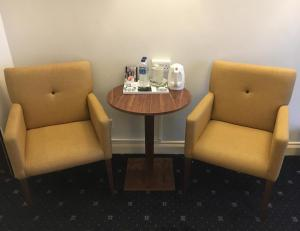 Normanton Park Hotel, Hotels  Oakham - big - 11