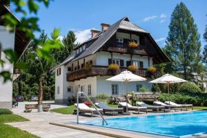 Villa Konstanze, Hotels  Velden am Wörthersee - big - 21