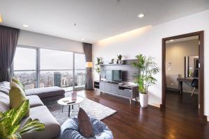 Christina's Hanoi - Lancaster City Living, Apartmány  Hanoj - big - 62