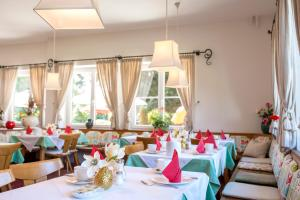 Villa Konstanze, Hotels  Velden am Wörthersee - big - 60