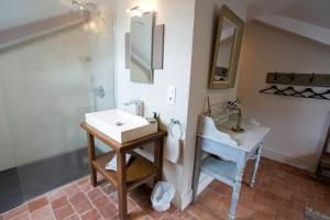 B&B Vassy Etaule, Bed & Breakfast  Avallon - big - 28