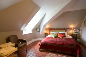 B&B Vassy Etaule, Bed & Breakfast  Avallon - big - 78