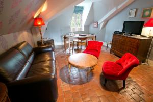 B&B Vassy Etaule, Bed & Breakfast  Avallon - big - 77