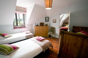 B&B Vassy Etaule, Bed & Breakfast  Avallon - big - 76