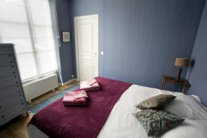 B&B Vassy Etaule, Bed & Breakfast  Avallon - big - 38