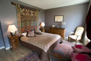 B&B Vassy Etaule, Bed & Breakfast  Avallon - big - 65