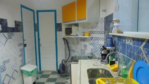 Grande 4Q na Orla da Barra, Apartmány  Salvador - big - 24