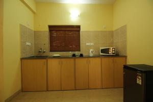 OYO 10161 Home Modern 2BHK South Goa, Apartmány  Sirvoi - big - 9