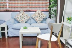 Naniwa Guest House, Apartmanok  Oszaka - big - 25