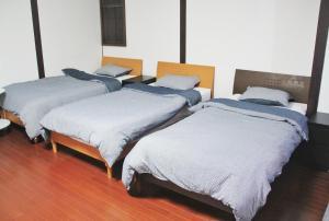 Naniwa Guest House, Apartmanok  Oszaka - big - 24