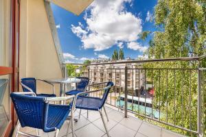Apartamenty Sun & Snow Promenada, Apartmány  Świnoujście - big - 43