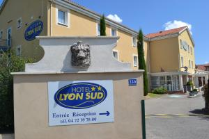 Hotel Lyon Sud, Pierre Benite, St Genis Laval
