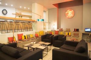 Olympic Hotel, Hotel  Heraklion - big - 38