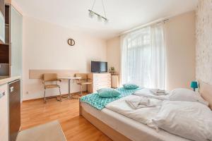 Apartamenty Sun & Snow Promenada, Apartmány  Świnoujście - big - 61