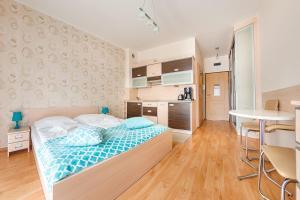 Apartamenty Sun & Snow Promenada, Apartmány  Świnoujście - big - 62